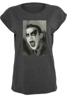 Robbie Williams - Clown, Damenshirt grau
